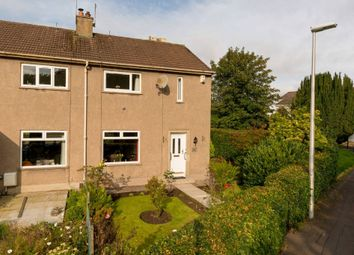 Thumbnail 2 bedroom semi-detached house for sale in 31 Hailes Avenue, Edinburgh