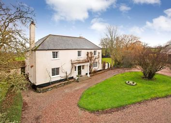 Thumbnail 5 bed farmhouse for sale in Rockbeare, Exeter