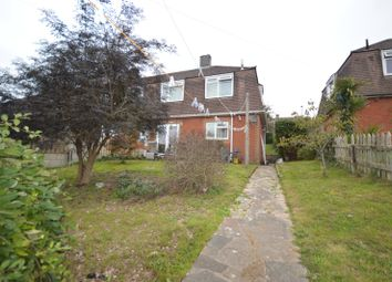 Thumbnail 3 bed end terrace house for sale in Budshead Road, Plymouth, Devon
