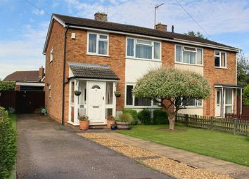 Thumbnail 3 bed semi-detached house for sale in Hilton, Huntingdon, Cambridgeshire