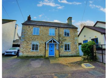 Thumbnail 4 bedroom detached house for sale in School Lane, Colyton