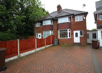 Barn Lane, Olton, Solihull, West Midlands B92. 3 bed semi-detached house