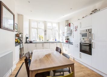 Thumbnail 3 bed flat to rent in Battersea Rise, Battersea, London
