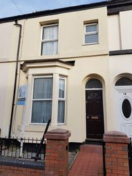 Thumbnail 3 bedroom terraced house to rent in Rydal Street, Liverpool