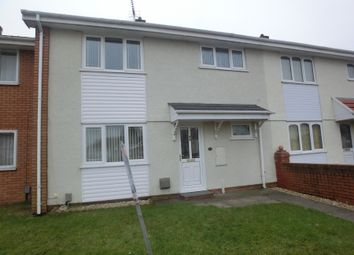 Thumbnail 3 bed terraced house to rent in Gwalia Close, Gorseinion, Swansea.