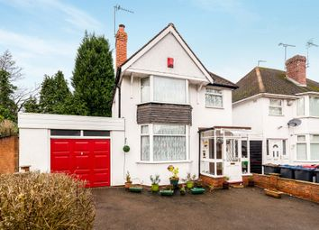 Thumbnail 3 bed detached house for sale in Shirley Road, Hall Green, Birmingham