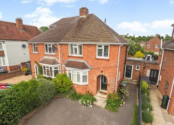 Thumbnail 3 bed semi-detached house for sale in Lansdowne Avenue, Andover