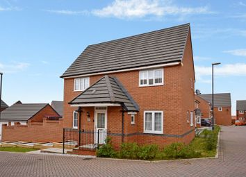 Thumbnail 3 bed detached house for sale in Wagtail Crescent, Whitby