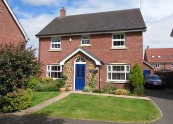 Thumbnail 4 bedroom detached house for sale in Barley Close, South Wootton, King's Lynn