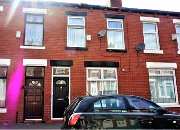 Thumbnail 3 bed terraced house for sale in Chinley Avenue, Manchester