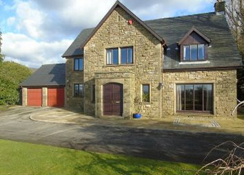 Thumbnail 5 bed detached house for sale in Quernmore Road, Lancaster