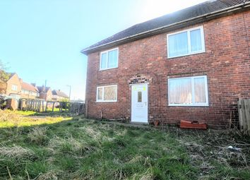 Thumbnail 3 bed semi-detached house for sale in Cromwell Street, Thurnscoe, Rotherham