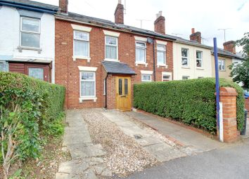 Thumbnail 3 bed terraced house for sale in Crescent Road, Reading, Berkshire