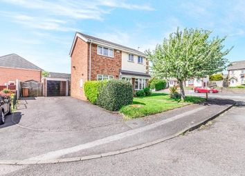 3 bed detached house for sale in Cadnam Close, Willenhall, West Midlands WV13