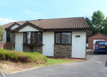 Thumbnail 2 bed detached bungalow for sale in Llys Dwrgi, Birchgrove, Swansea