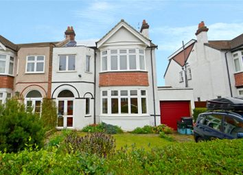 Thumbnail 4 bed semi-detached house for sale in Carlyle Road, Addiscombe, Croydon