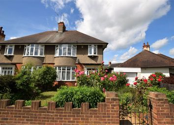 Thumbnail 3 bed semi-detached house for sale in Park Avenue North, Northampton