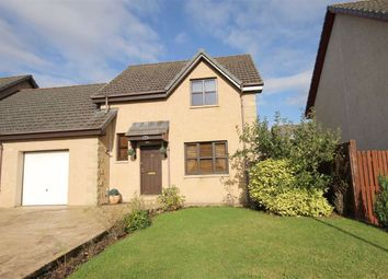 Thumbnail 3 bed link-detached house for sale in Fogwatt Lane, Elgin