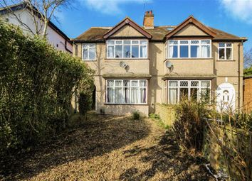 Thumbnail 4 bed property to rent in Nelson Road, Whitton, Twickenham