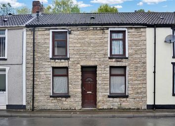 Thumbnail 2 bed terraced house for sale in Fforchaman Road, Aberdare, Rhondda Cynon Taff