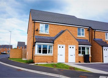Thumbnail 2 bedroom semi-detached house for sale in Ash Tree Gardens, Leeds