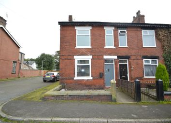 Thumbnail 3 bed end terrace house to rent in Orange Hill Road, Prestwich, Manchester, Greater Manchester