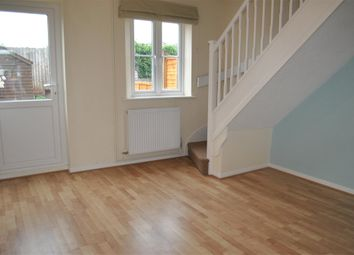 Thumbnail 1 bed terraced house to rent in Hawthorn Way, Northway, Tewkesbury, Gloucestershire