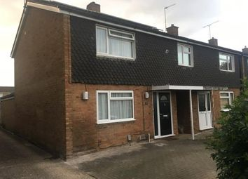Thumbnail 2 bed end terrace house for sale in Livingstone Link, Stevenage, Hertfordshire, England