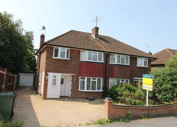 Thumbnail 3 bed semi-detached house to rent in Pennylets Green, Stoke Poges, Slough