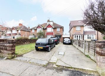 Thumbnail 5 bed semi-detached house for sale in Salvington Road, Worthing