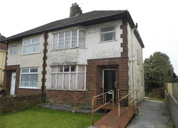 Thumbnail 3 bed semi-detached house for sale in Great Western Avenue, Bridgend, Bridgend, Mid Glamorgan