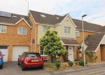 Thumbnail 4 bed terraced house for sale in Cypress Gardens, Longlevens, Gloucester