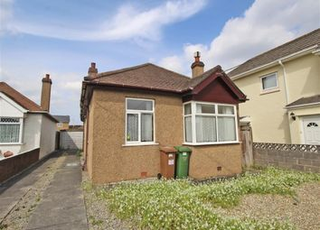Thumbnail 2 bed detached bungalow for sale in Bowden Park Road, Crownhill, Plymouth