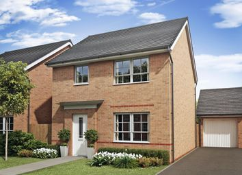 "Thumbnail 3 bed detached house for sale in ""Collaton"" at Cobblers Lane, Pontefract"