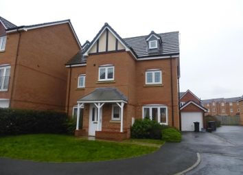 Thumbnail 5 bed town house to rent in Callender Gardens, Helsby, Frodsham