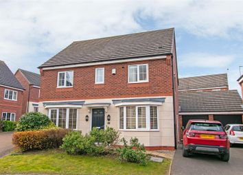 4 bed detached house for sale in Swindell Close, Mapperley, Nottingham NG3
