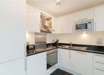 Thumbnail 1 bed flat to rent in Wharf Side Point, Preston's Road, London