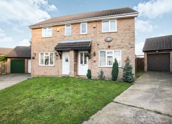 Thumbnail 3 bedroom semi-detached house for sale in Partridge Close, Luton, Bedfordshire, England