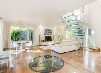 Thumbnail 4 bed semi-detached house for sale in Rosslyn Hill, Hampstead, London