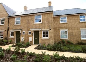 Thumbnail 2 bed terraced house for sale in Avocet Road, Wixams, Bedford