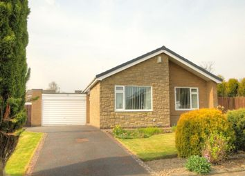 Thumbnail 3 bed bungalow for sale in Ingram Drive, Chapel Park, Newcastle Upon Tyne