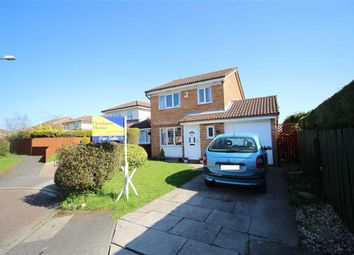 Thumbnail 3 bed detached house for sale in Milbeck Close, Longridge, Preston