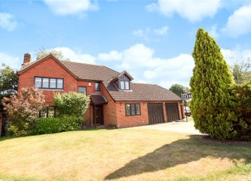 Thumbnail 5 bed detached house for sale in Manor Park Drive, Finchampstead, Wokingham, Berkshire