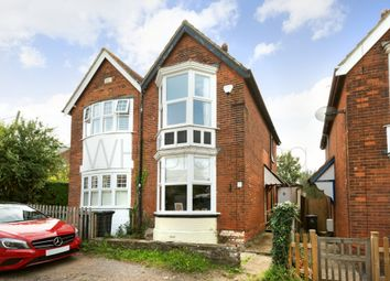 Thumbnail 2 bed terraced house for sale in Gann Road, Whitstable