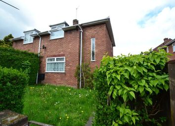 Thumbnail 2 bed semi-detached house to rent in Lincoln Place, Consett