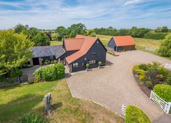 Thumbnail 5 bedroom barn conversion for sale in Elmswell, Bury St Edmunds, Suffolk