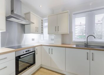 Thumbnail 3 bed flat to rent in Thursley Gardens, Southfields