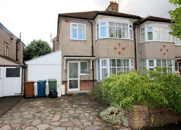 Thumbnail 3 bed semi-detached house to rent in Lankers Drive, Rayners Lane, Harrow