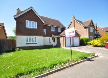 Thumbnail 4 bed detached house to rent in Priors Acre, Boxgrove, Chichester