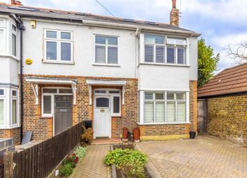 Thumbnail 5 bed terraced house for sale in Victor Road, Teddington